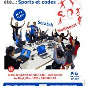 "Stage ""Sports et codes"""