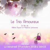 Ciné-débat : Le trio amoureux (Festival Nature)