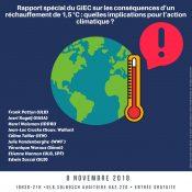 Objectif 1.5°C : est-il déjà trop tard ?