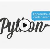 MOOC - Apprendre à coder avec Python