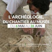 Archéologie, du chantier au musée