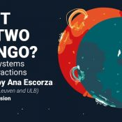 Does it take two to tango ? Double star systems and their interactions