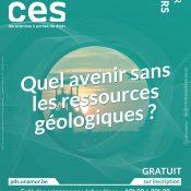 [Annulé] Quel avenir sans les ressources géologiques ?