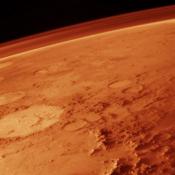 À la conquête de Mars la rouge