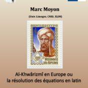 Al-Khwârismî en Europe ou la résolution des équations en latin