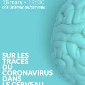 Sur les traces du coronavirus dans le cerveau