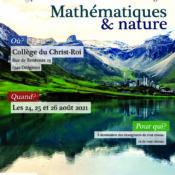 Congrès des Professeurs de Maths : Mathématiques & Nature