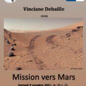 Mission vers Mars