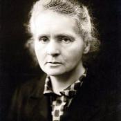 Marie Curie, symbole et passion