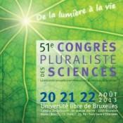 51e Congrès Pluraliste des Sciences